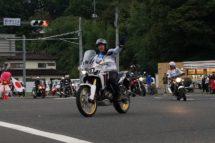 グランプリロードR123パレード