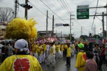 梵天祭 開催