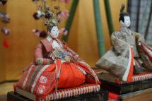 上河内民俗資料館 雛人形展