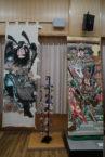 上河内民俗資料館の五月人形展