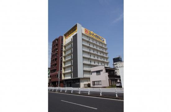 スーパーホテル宇都宮